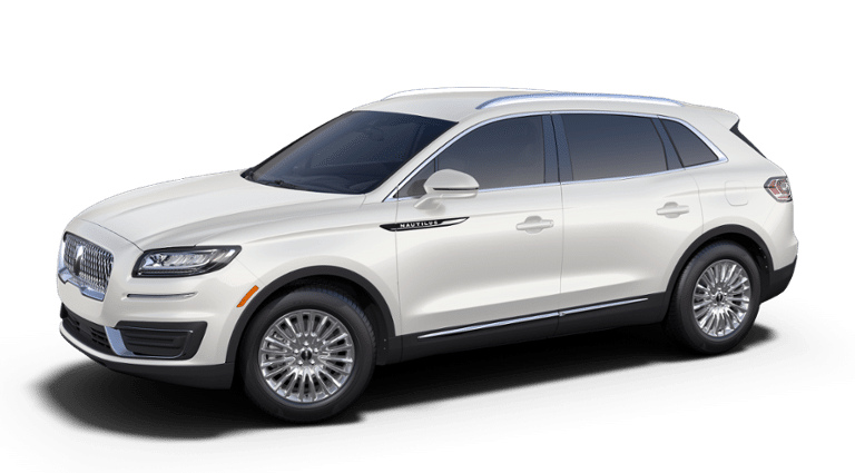 New 2020 Lincoln Nautilus Standard Crossover for sale in Saint James, NY